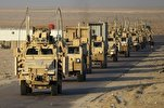 US Military Convoy Hit by Bomb near Taji Base North of Baghdad