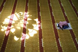 Last Days of Ramadan around World