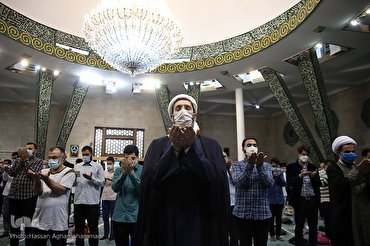 Eid Al-Fitr Prayers in Tehran